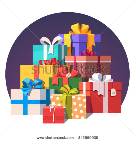 stock-vector-big-pile-of-colorful-wrapped-gift-boxes-lots-of-presents-flat-style-vector-illustration-isolated-342959939
