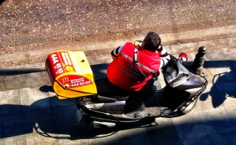 McDonald's_Istanbul_Delivery_Man